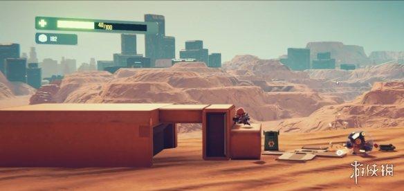 《碳酸危机》试玩体验:穿越星空夺回属于地球的可乐