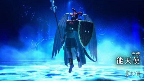 """《真女神转生5》新恶魔""""天使""""介绍 位列天使等级第六位的中级天使""""能天使"""""""