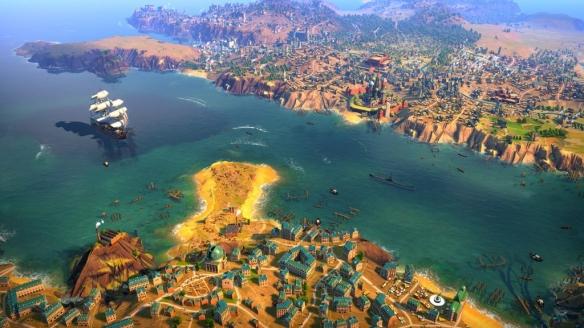《人类》发布最新预告片 展示游戏工业时代及现代发展系统