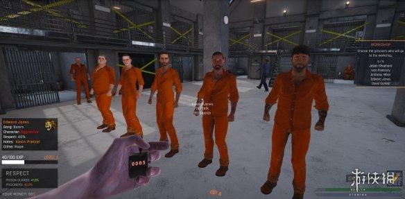 Steam免费游戏推荐:《监狱模拟器》与凢凢当狱友!