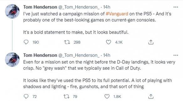 """著名爆料人称COD18""""是当代主机上最好看的游戏之一"""" 整体感观令人赞赏"""