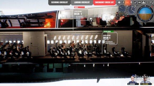 模拟经营游戏《飞行灾难》上架Steam 支持简体中文!