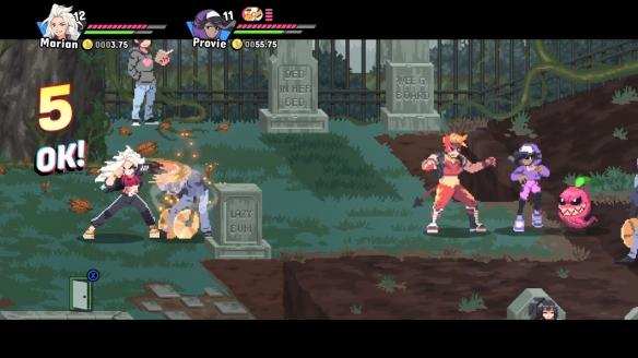 《【天游平台怎么注册】《热血少女2》首批公开截图 还可以操控经典游戏角色》