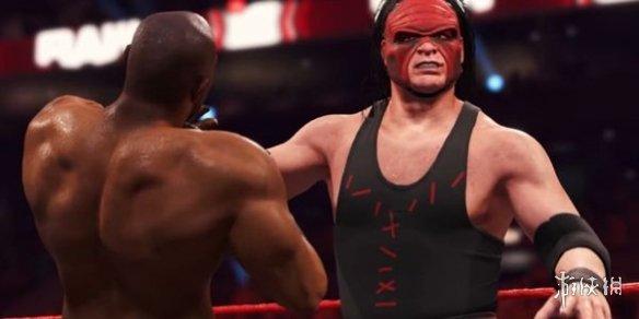 格斗游戏《WWE 2K22》发售时间公布!明年带来详情