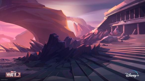 漫威动画《What if》探讨漫威宇宙的关键时刻 未来世界和观察者登场