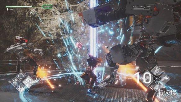 高速砍杀《终极时代》简介 从太空站归来的地球勇士