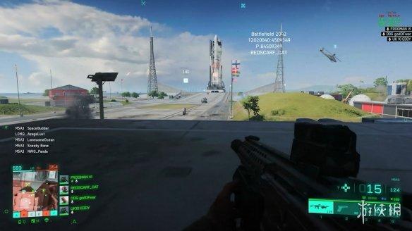 《战地2042》封闭A测最新试玩流出 专注多人模式特效爆炸