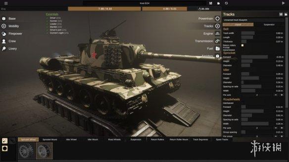 坦克模拟器?《Sprocket》上架steam 8月27号发售!