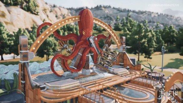 GC 2021:万代南梦宫主题乐园新游《Park Beyond》