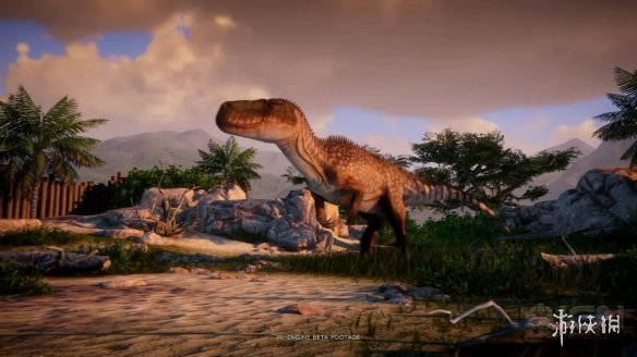 GC21:建造你的侏罗纪公园!《史前王国》新预告公布