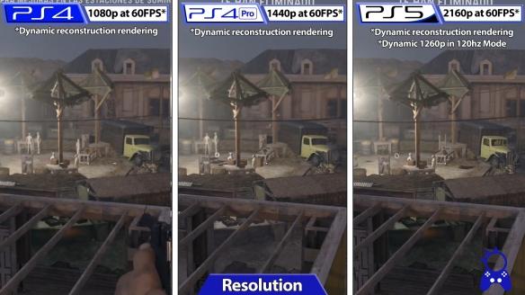 《使命召唤:先锋》PS4/PS4 Pro/PS5画面对比评测 正式版将于11月5日发售