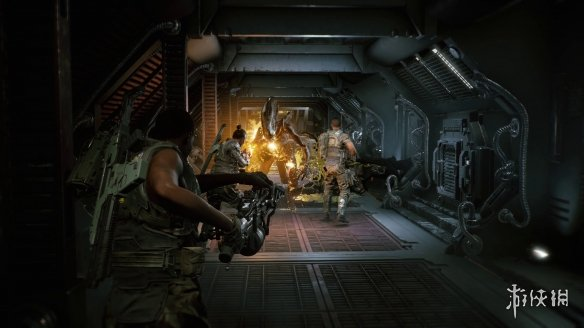 《异形:火力小队》发售一周在线人数新高 目前Steam好评率85%