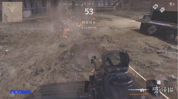 《使命召唤先锋》自定义武器强无敌!MG42无后座谁能顶得住