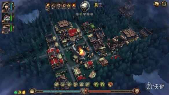 Roguelite城市建造《抵抗风暴》Epic预购 可免费试玩!