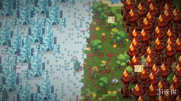 上帝模拟器《世界盒子》登陆Steam 体验当天神的快感