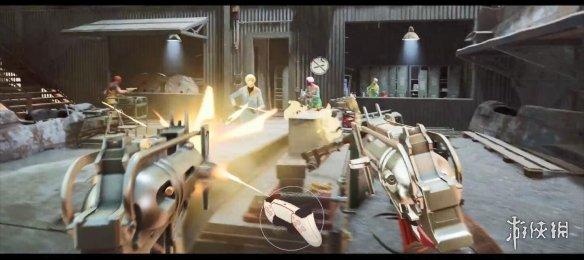 《死亡循环》PS5特性预告片 完美还原真实枪械手感
