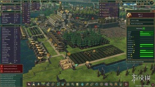 海狸都市建造游戏《Timberborn》将于9月15日发售