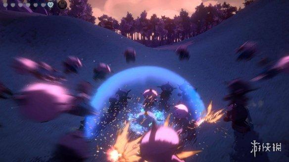 3D动作游戏《ONI》 游戏将于2022年进入亚洲、北美及欧洲市场