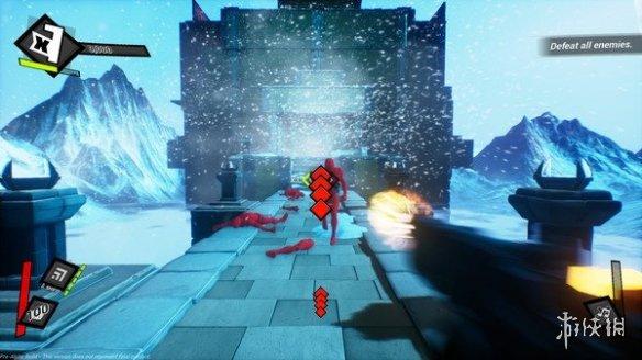 打枪+音游《GUN JAM》上架steam平台 游戏首发将不支持简体中文