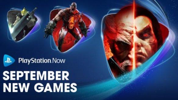 9月PS Now新增游戏阵容:《最终幻想7》《杀戮空间2》等多款大作