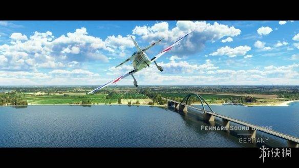 《微软飞行模拟》「更新VI」预告 追加全新高分辨率地图及3D城市