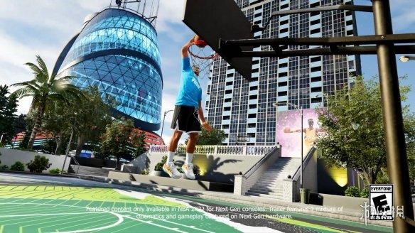 《NBA 2K22》新预告 拥有全新建筑设计风格及迷你游戏