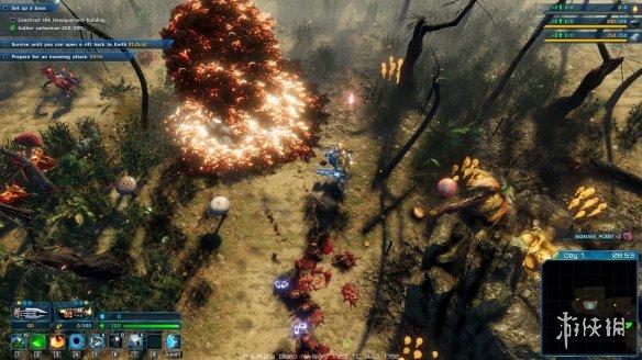 Steam好评如潮《银河破裂者》发售日期公布 支持光追