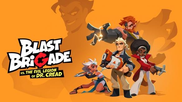 2D平台射击游戏《Blast Brigade》SteamA测即将开始 后续将同步登陆主机