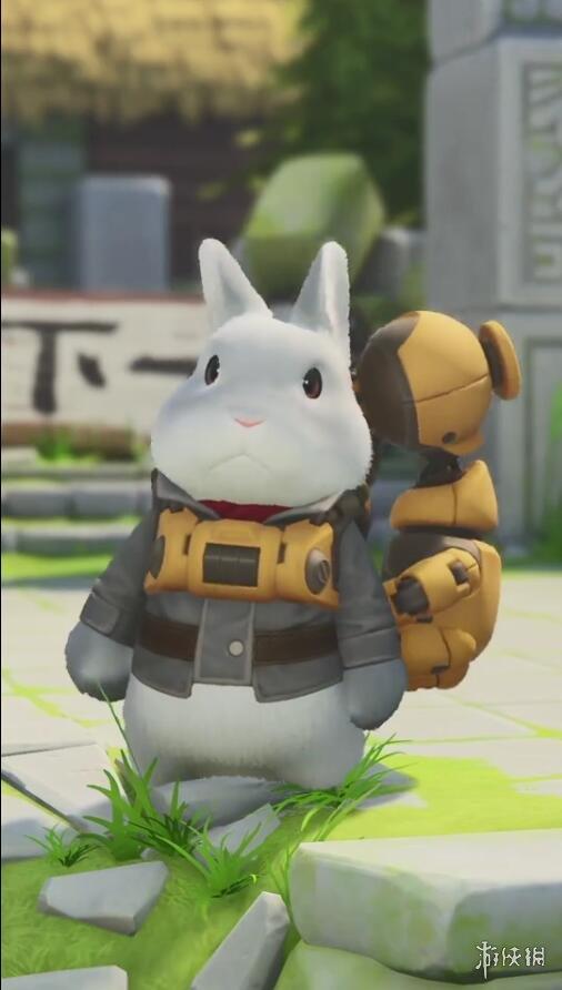 铁拳+萌兔!《派对动物》x《暗影火炬城》猛兔联动!