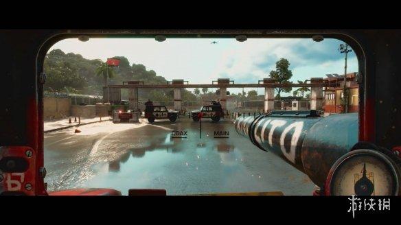 《孤岛惊魂6》售前总览预告 合作模式及单人模式可无缝切换