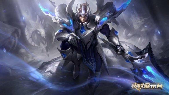 《英雄联盟》释出S11世界赛皮肤:蓝白配色皇子特效炫酷至极