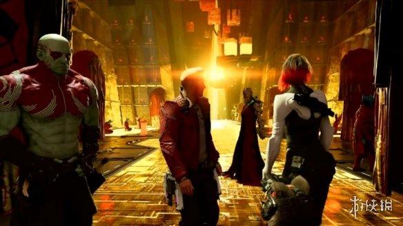 PS Showcase直播会发布漫威游戏《银河护卫队》宣传片 将于10月26号发售