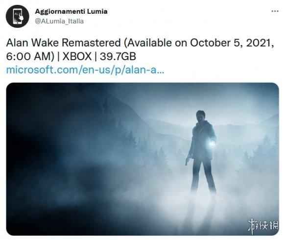 《心灵杀手:重制版》Xbox大小公布 目前Xbox已经开启预购