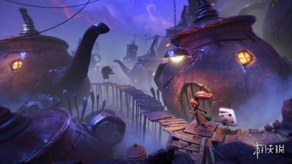 哥特童话风冒险游戏《随机消失》现已发布国区售价158 目前好评率83%