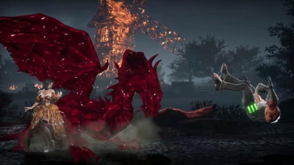 传统4键格斗游戏《悲伤的征兆》将结束独占登陆steam 详细时间为9月15日