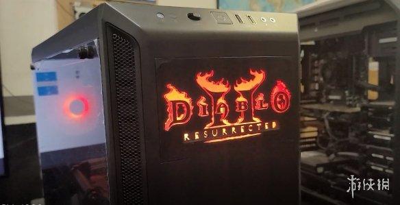 粉丝定制《暗黑2:重制版》专属电脑:主要配置为RTX3060+5600x