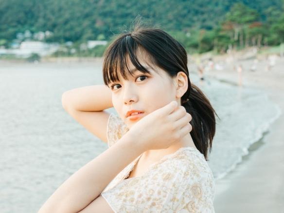 颜值身材100分的美少女!号称新星樱花妹朝日ななみ!