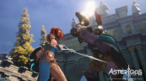 ARPG新游《Asterigos》公布!女战士希尔达披荆斩棘