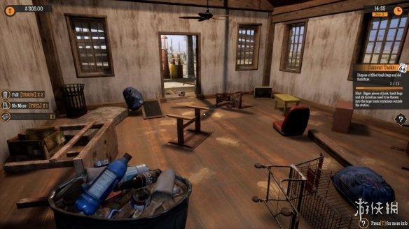 《加油站模拟器》16日发布抢先体验 去经营废弃加油站