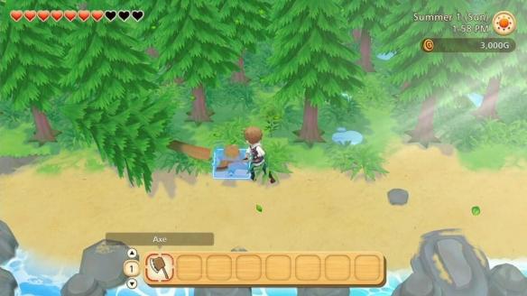 《牧场物语:橄榄镇与希望的大地》NS美服限时免费玩!