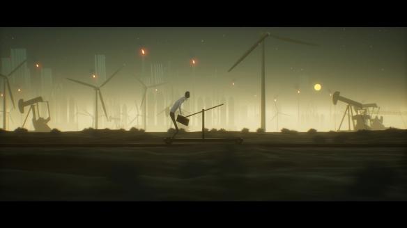 步行模拟冒险解谜游戏《平面效应》游侠专题站上线