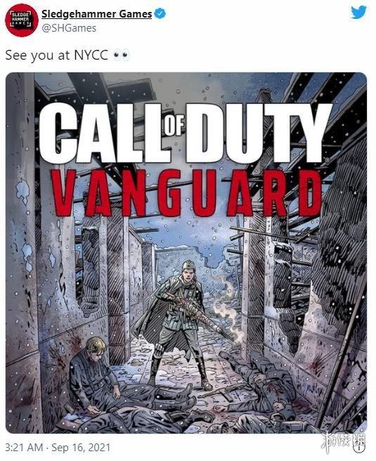 大锤工作室暗示将推出《使命召唤:先锋》主角漫画 主角为苏联女狙击手
