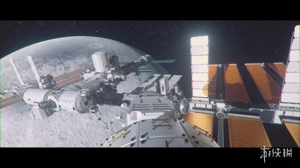 太空模拟游戏《月球村》上架Steam 建造火箭探索月球