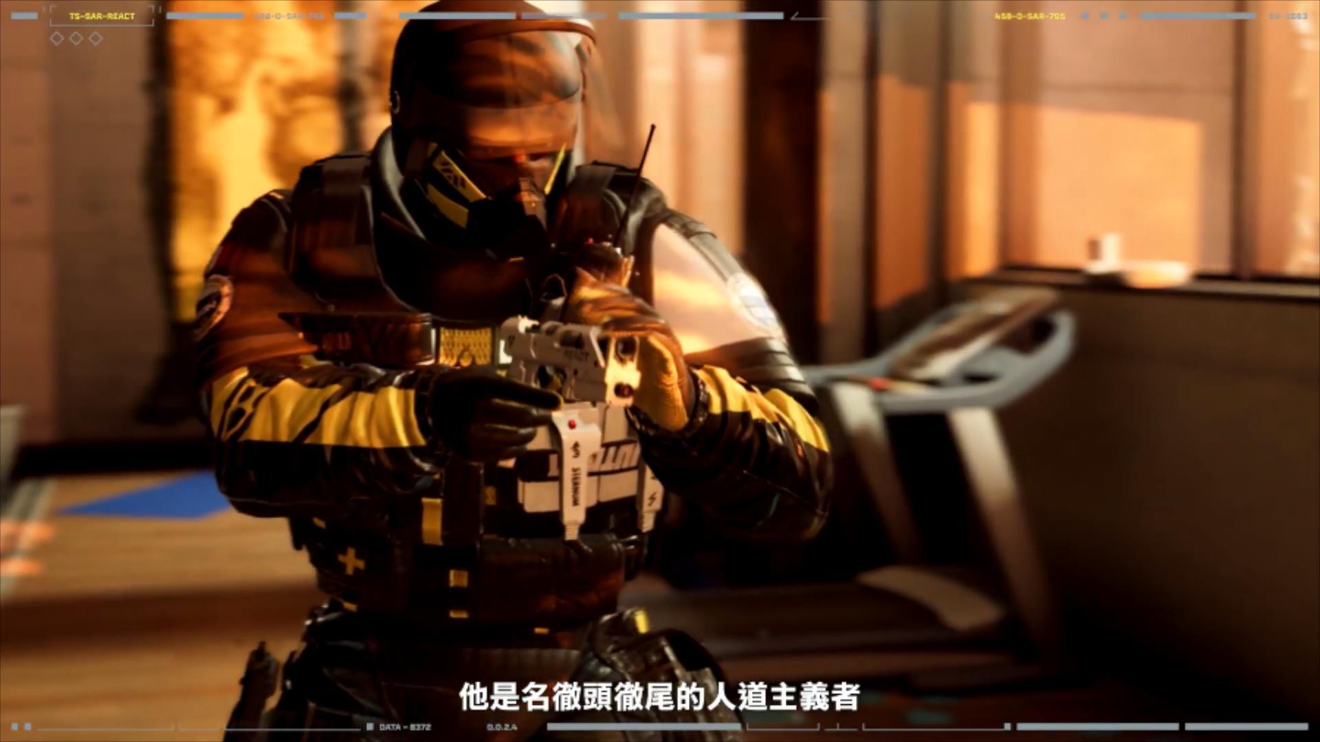 《彩虹六號:異種》老朋友「DOC」登場 救死扶傷帶強化