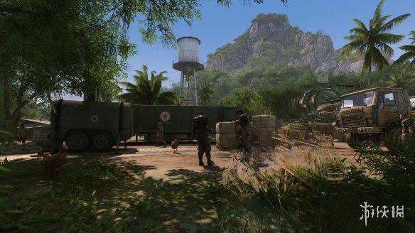 《【天游在线登录注册】《孤岛危机:重制》登Steam 首周最高可享5折以上优惠》