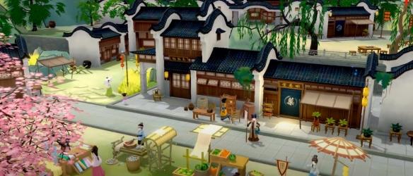 以修仙生活为主题的角色扮演游戏《一方灵田》最新宣传片插图2