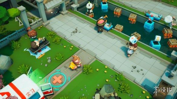 CJ期间《实况!救援大作战》与《游灵》试玩体验报告 合作型多插图1