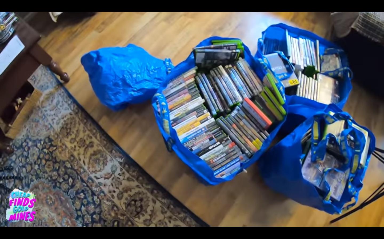囤積癖患者熱衷囤遊戲 廢棄屋中珍藏價值10萬美元
