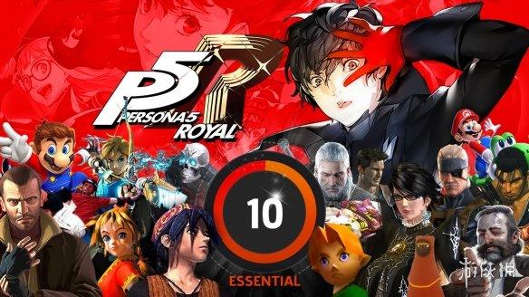 历史上所有获得IGN/GS双满分评价的游戏插图1
