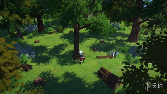 多人在线沙盒游戏《BitCraft》即将登陆PC开启A测